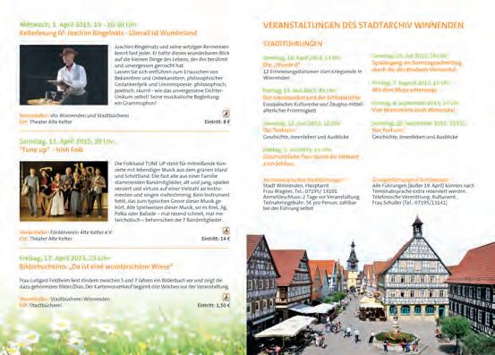 Grafik Kulturkalender Winnenden 04