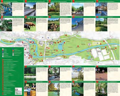 Grafik Stadtplan Waiblingen 05 1